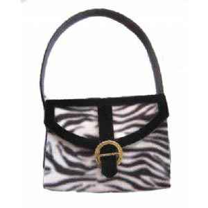 Miniature Purse Kit~ Zebra